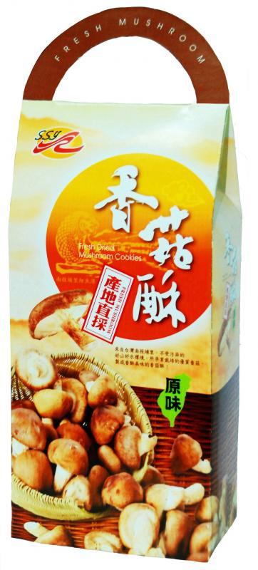 SSY原味香菇酥