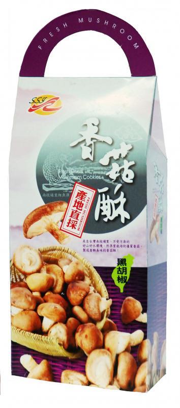 SSY黑胡椒香菇酥