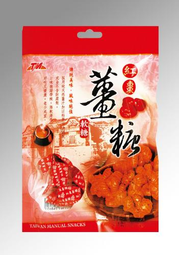 TM紅棗薑汁軟糖