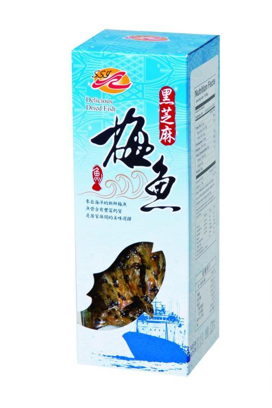 SSY黑芝麻梅魚