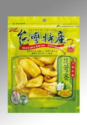 台灣特產-波蘿蜜脆片