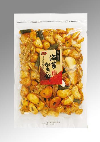 小雕魚綜合米果