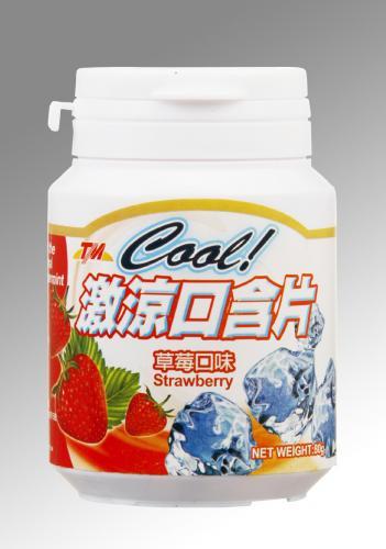 TM激涼口含片-草莓