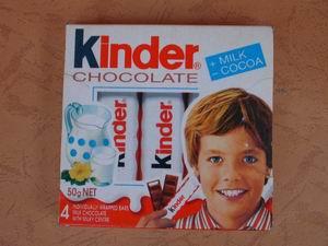 T4健達巧克力